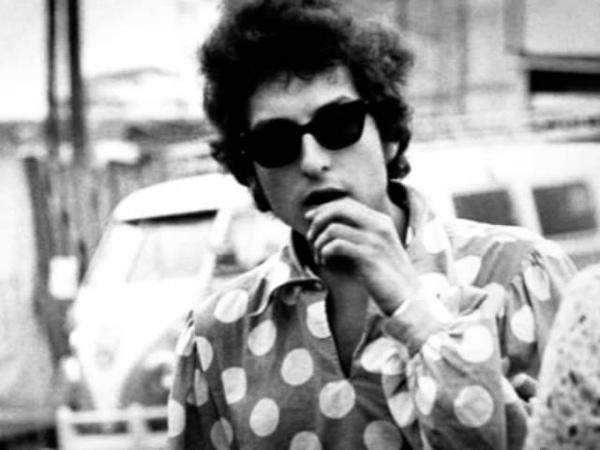 Not Dark Yet Bob Dylan