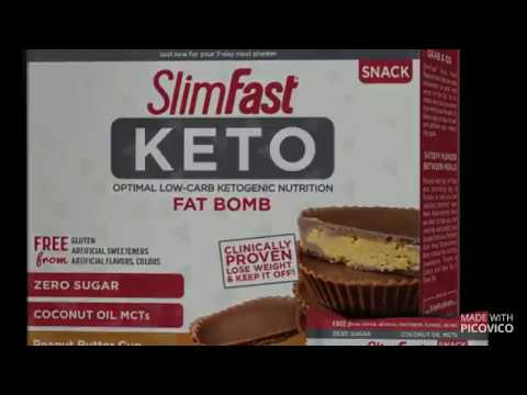Slim Fast Keto Diet Fat Bombs Shakes Are Work