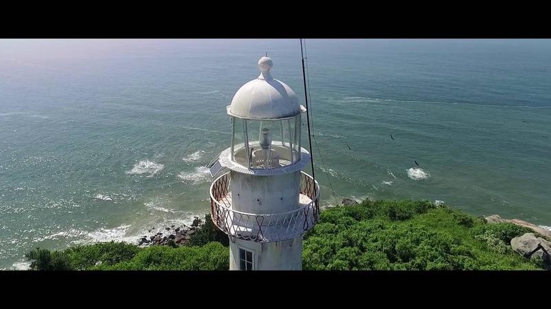 Остров Мед Парана Бразилия Ilha do Mel - PR | Curitiba Drones |