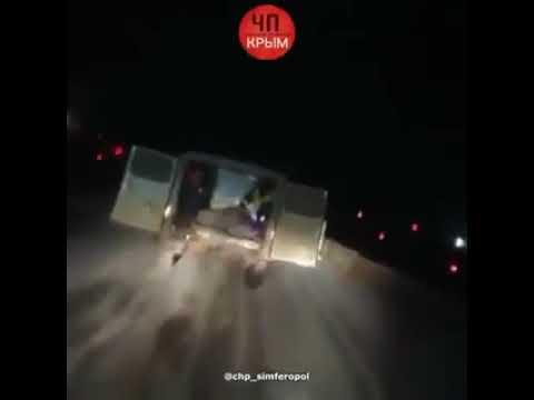 Уникальная, не имеющая аналогов снегоуборочная техника вышла на дороги Крыма!