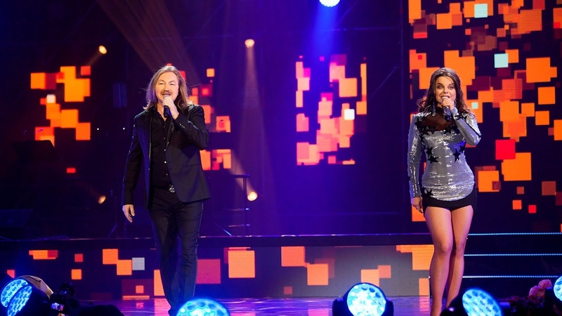 Игорь Николаев и Наташа Королева Дельфин и русалка Концерт Наташи Королевой 2016
