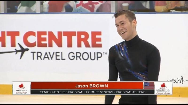 Jason Brown - SP - Autumn Classic International 2018 - ジェイソン・ブラウン