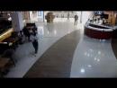 Бездействие охраны ТК Монпансье при побоях посетителя
