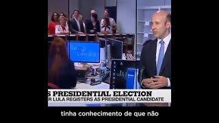 Jornalista analisa perseguição a Lula: Há uma parte enraizada que quer impedi-lo de concorrer
