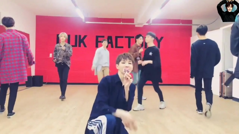 NOIR (느와르) 오다가 주웠다 (Gift) Unofficial Dance Practice