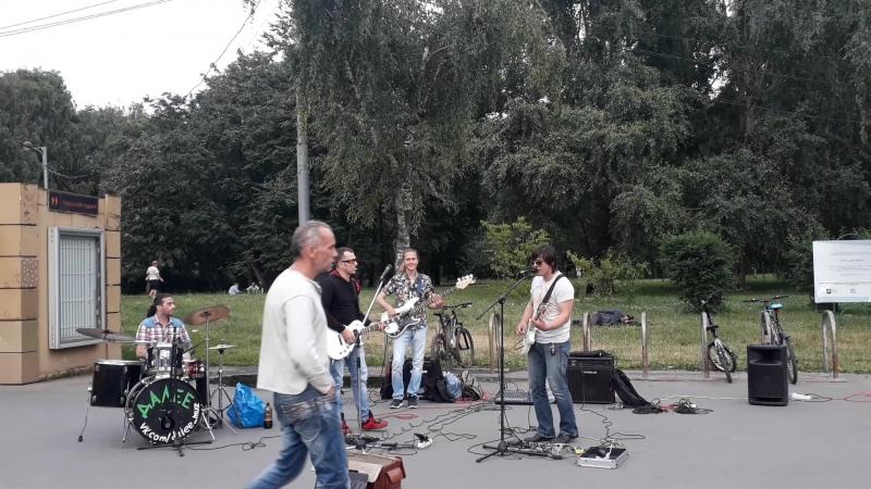Валет и Дама КиШ - группа Далее, Александр Лебедев