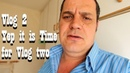 Vlog 2 - Yep it is Time for Vlog two - The Daily Vlogger in Afrikaans