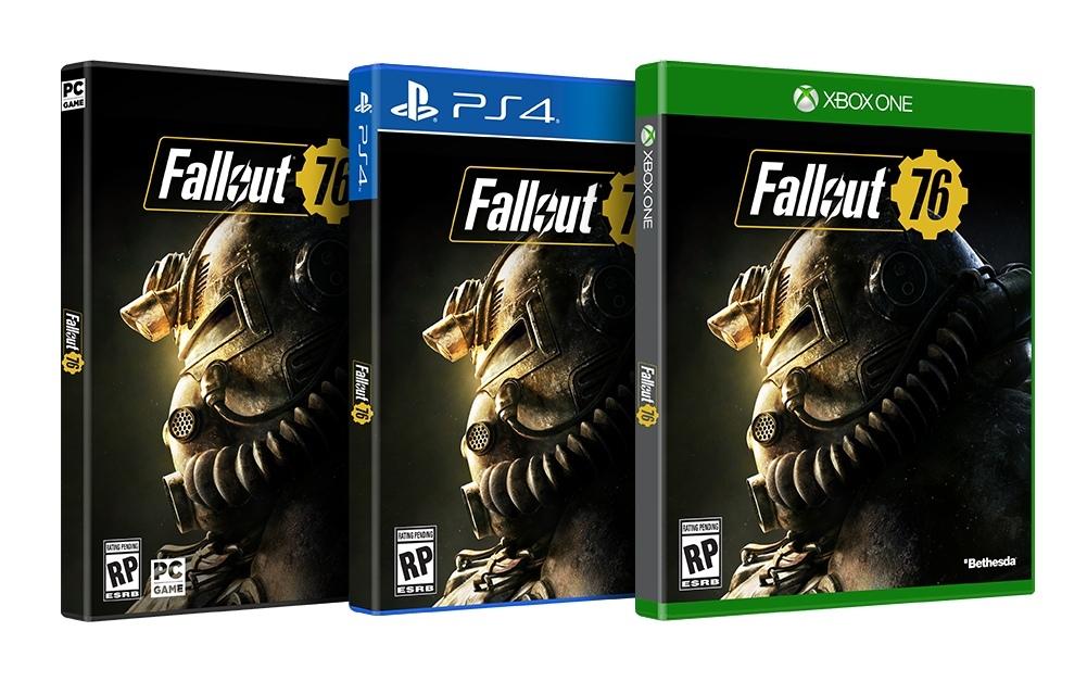 Напоминаем что, раньше всего доступ к бете Fallout76 получат владельцы Xbox One, затем опробовать игру смогут владельцы PC и PS4