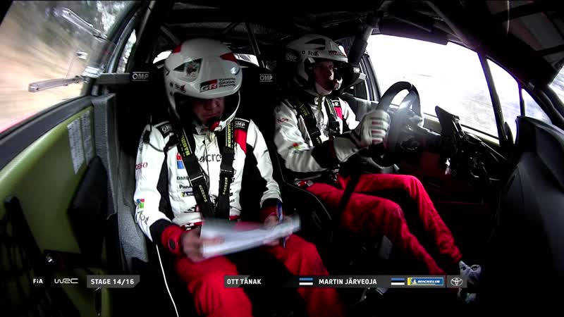 WRC 2019. Round 1. Monte Carlo. Day4 Highlights