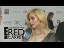 Avril Lavigne Talks Lyme Disease at Race to Erase MS Gala E Live from the Red Carpet
