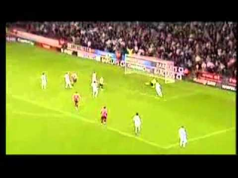 Sheffield United - Colin Kazim Richards Goal - Nov 2006
