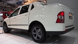 SsangYong Actyon Sports e-XDi220 Diesel MT 2WD Crystal  -  Lookaround