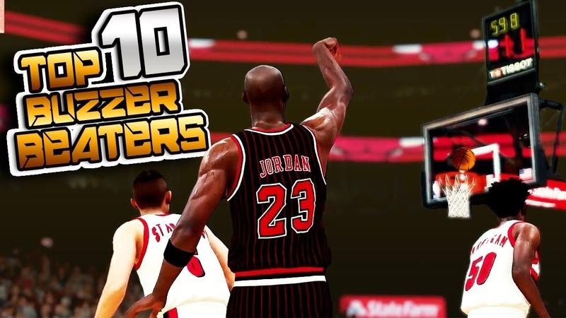 NBA 2K19 Top 10 BUZZER Beaters Of The Week 41 Clutch Game Winners!