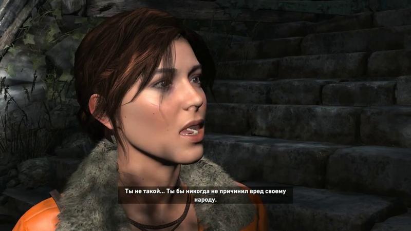 Rise of the Tomb Raider - наш друг Иона 29
