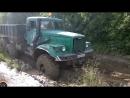 Зверская мощь легендарного грузовика КРАЗ 255-Б чудо советского машиностроения KrAZ 255 off road