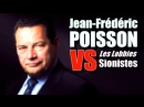 ADBK : Jean Frédéric Poisson VS les Lobbies Sionistes ! ( 2017 )