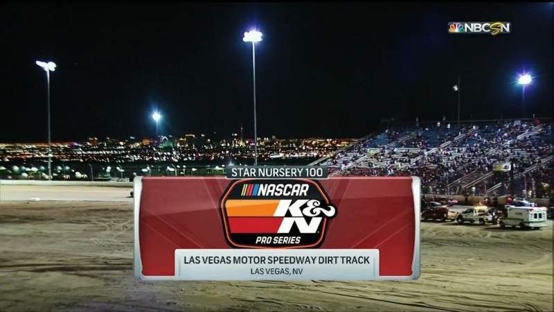 2018 NASCAR KN Pro Series West - Round 11 - Las Vegas 100