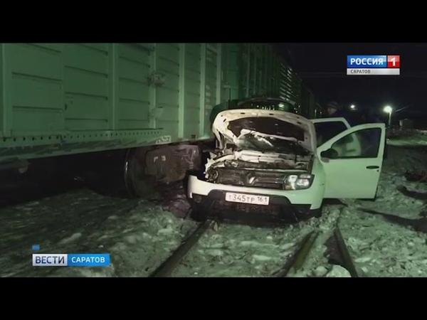 Виновник аварии с участием поезда был в алкогольном опьянении