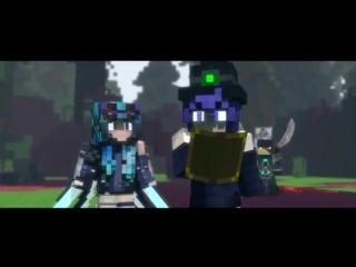 ПРОЩАЙ - Майнкрафт Клип Анимация (На Русском) _ Goodbye Minecraft Song Animation
