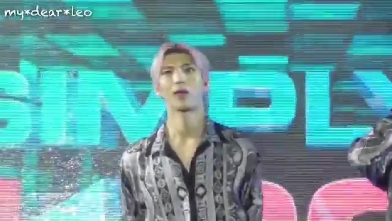 180713 The 21th Boryeong Mud Festival, K-POP World Concert