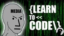 Why Learn to Code Meme ENRAGES the Media