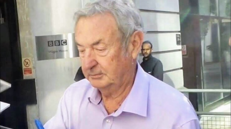Nick Mason from Pink Floyd in London 22 06 2018 (2)