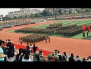 Military training for Chinese College Students
