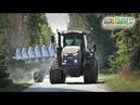 FENDT 943 MT Vario Lemken Vari-Diamand | 4K | Agriharvest