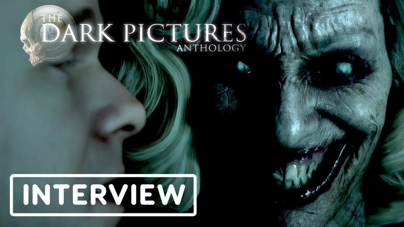 Dark Pictures Anthology Man Of Medan Is So Scary You Might Cry - IGN LIVE | E3 2019