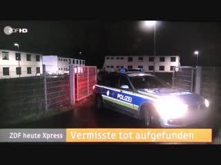 Das ZDF manipuliert in Sachen Tote in Sankt Augustin! 3.12.2018