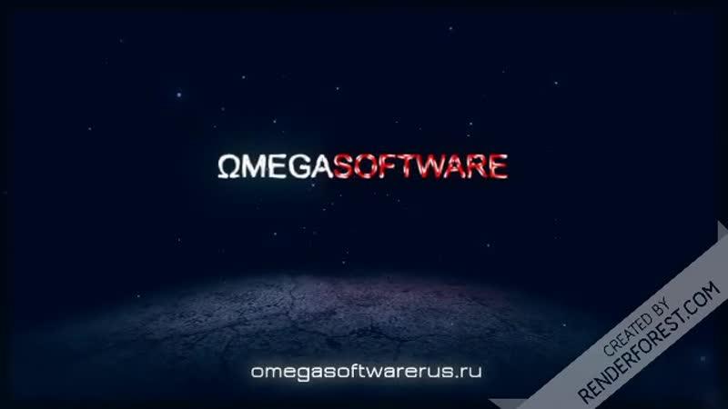 ΩMEGA SOFTWARE Logo