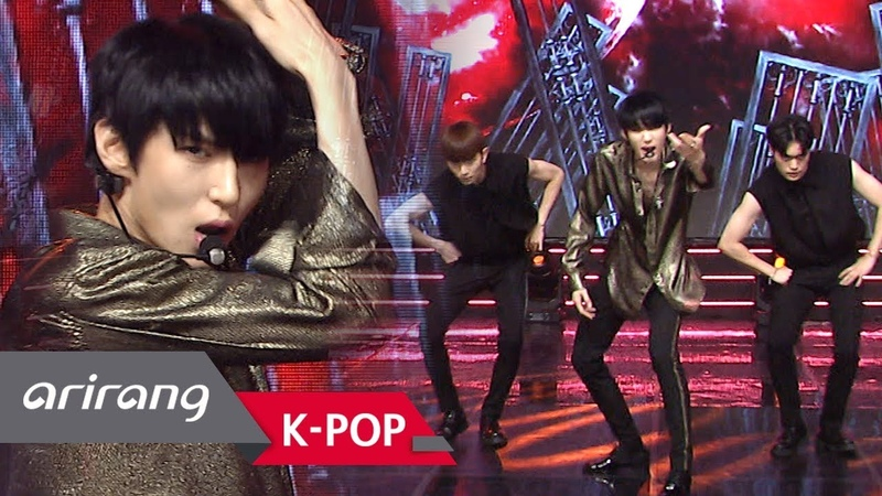 |180817| VIXX LEO(레오) - Touch Sketch @ Simply K-pop