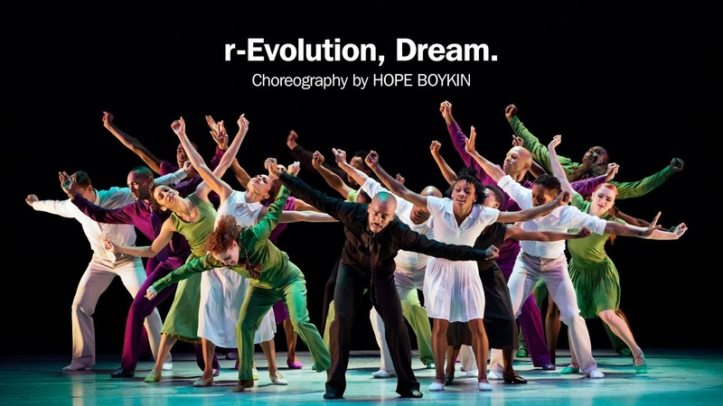R Evolution, Dream by Hope Boykin