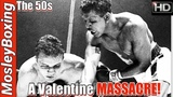 Sugar Ray ROBINSON vs Jake LaMOTTA The St Valentine's Day MASSACRE
