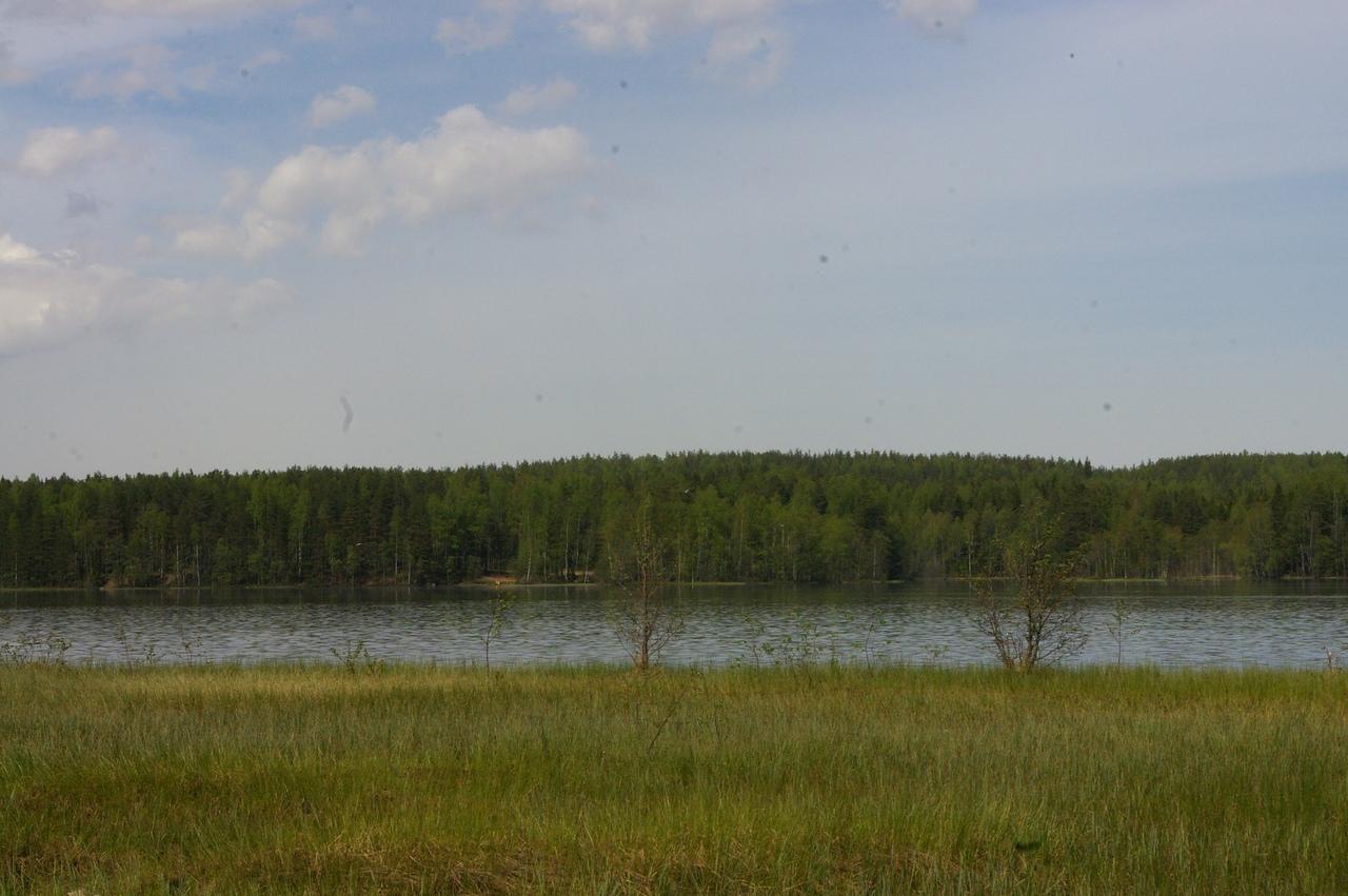 Поход к трем озерам под Петербургом: Медное-Лампиярви-Пасторское