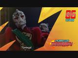 [dragonfox] Juken Sentai Gekiranger - 06 (RUSUB)