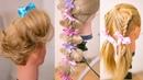 Простые детские причёски за 10 минут Очень БЫСТРО Hair tutorial