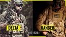 DELTA FORCE *VS* 75th Ranger Regiment SPECIAL FORCES 2018 TITANS OF AMERICA