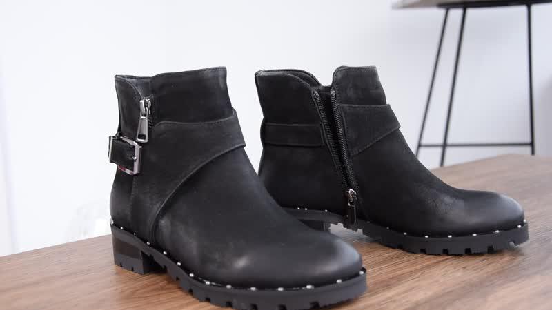 Код 430 Женские ботинки