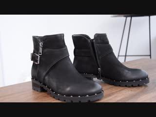 Код - 430 Женские ботинки