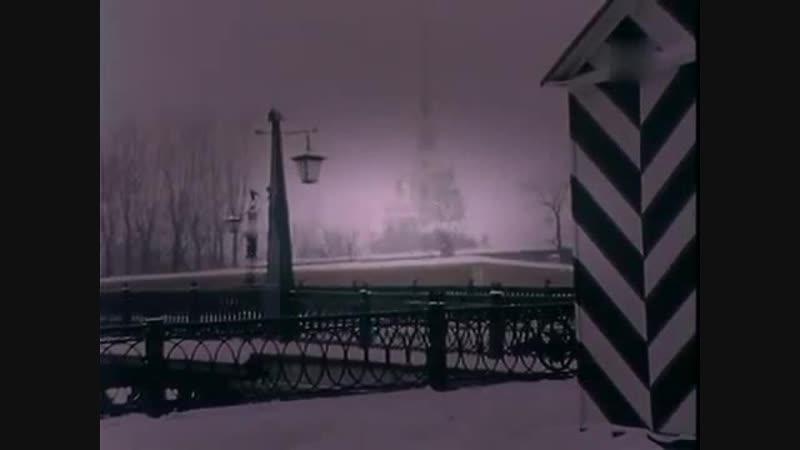 Питерские тайны 21 серия 1994