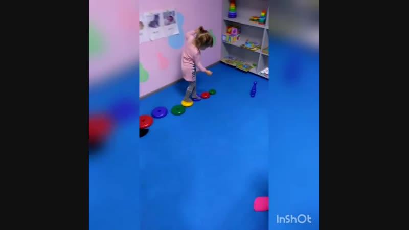 танцы на полосе препятствий