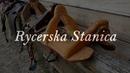 Rycerska Stanica - rząd koński - siodło kulbaka
