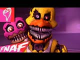 SFM FNAF FIVE NIGHTS AT FREDDY S 4 SONG (Never Be Alone) MUSIC VIDEO
