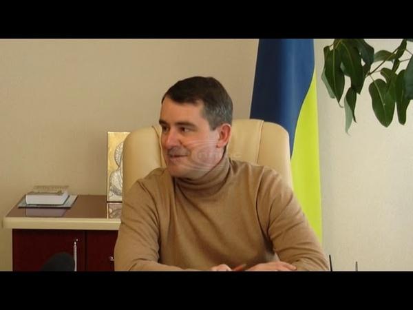 Пресс конференция с мэром Вадимом Ляхом 23 04 2019