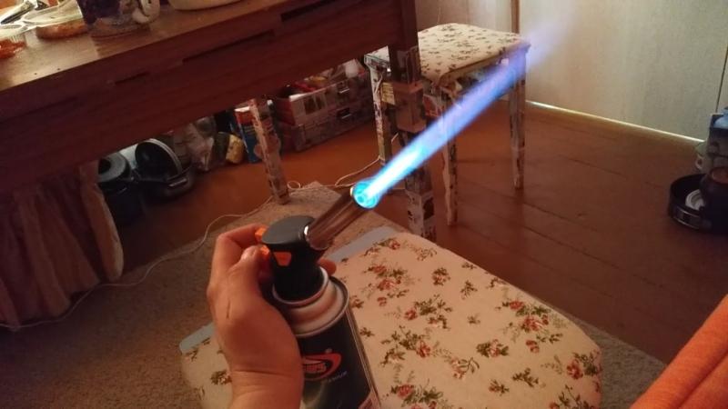 Energy GTI-200 горелка