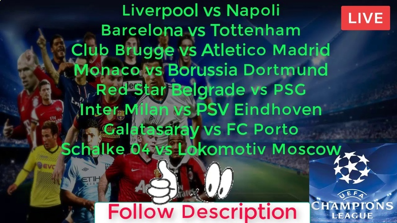 UEFANEWS(Red Star Belgrade vs PSG Live)Streaming : How to Get Free game play