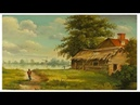 Gouache landscape painting With Yasser Fayad