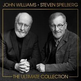 John Williams альбом John Williams & Steven Spielberg: The Ultimate Collection