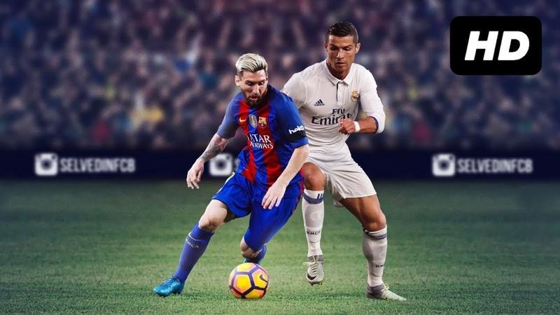 Роналду против Месси Ronaldo vs Messi 2017 BDRip 1080p